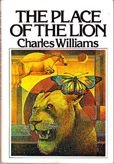 1931 The Place Of The Lion Summary The Oddest Inkling