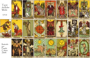 A. E. Waite's Tarot deck