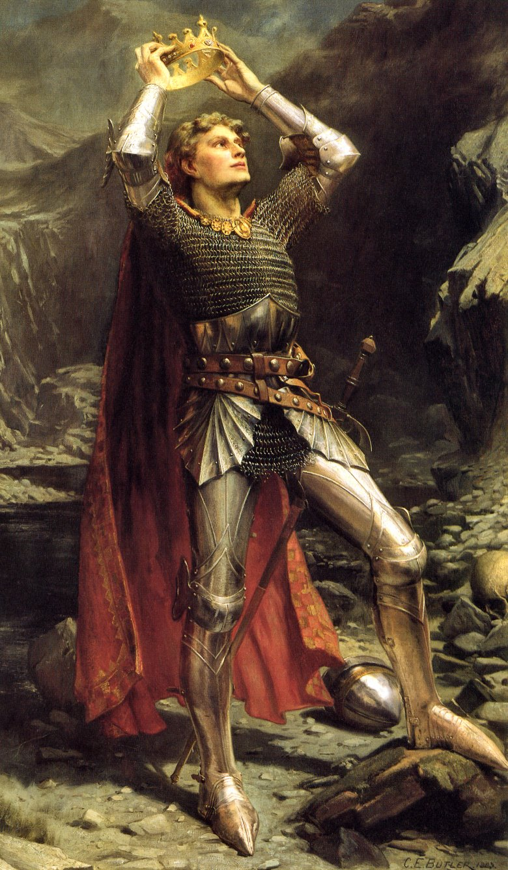 king arthur the one story of cw s life the oddest inkling charles ernest butler king arthur