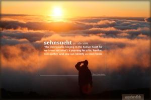 sehnsucht-definition