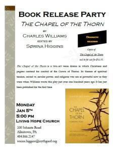 Chapel party