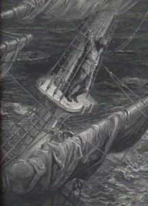 Gustave Dore: Ancient Mariner Illustration