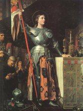 Ingres---Joan-of-Arc