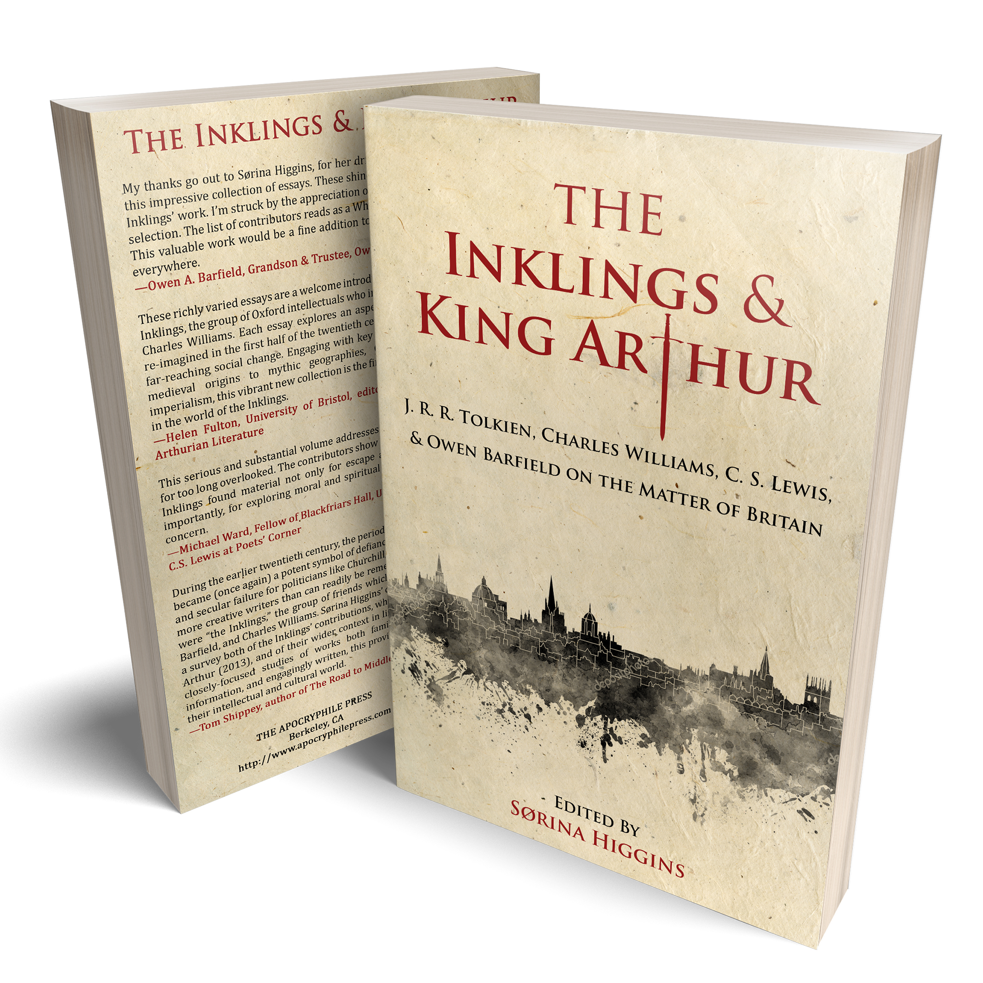 choose king arthur s cover the oddest inkling