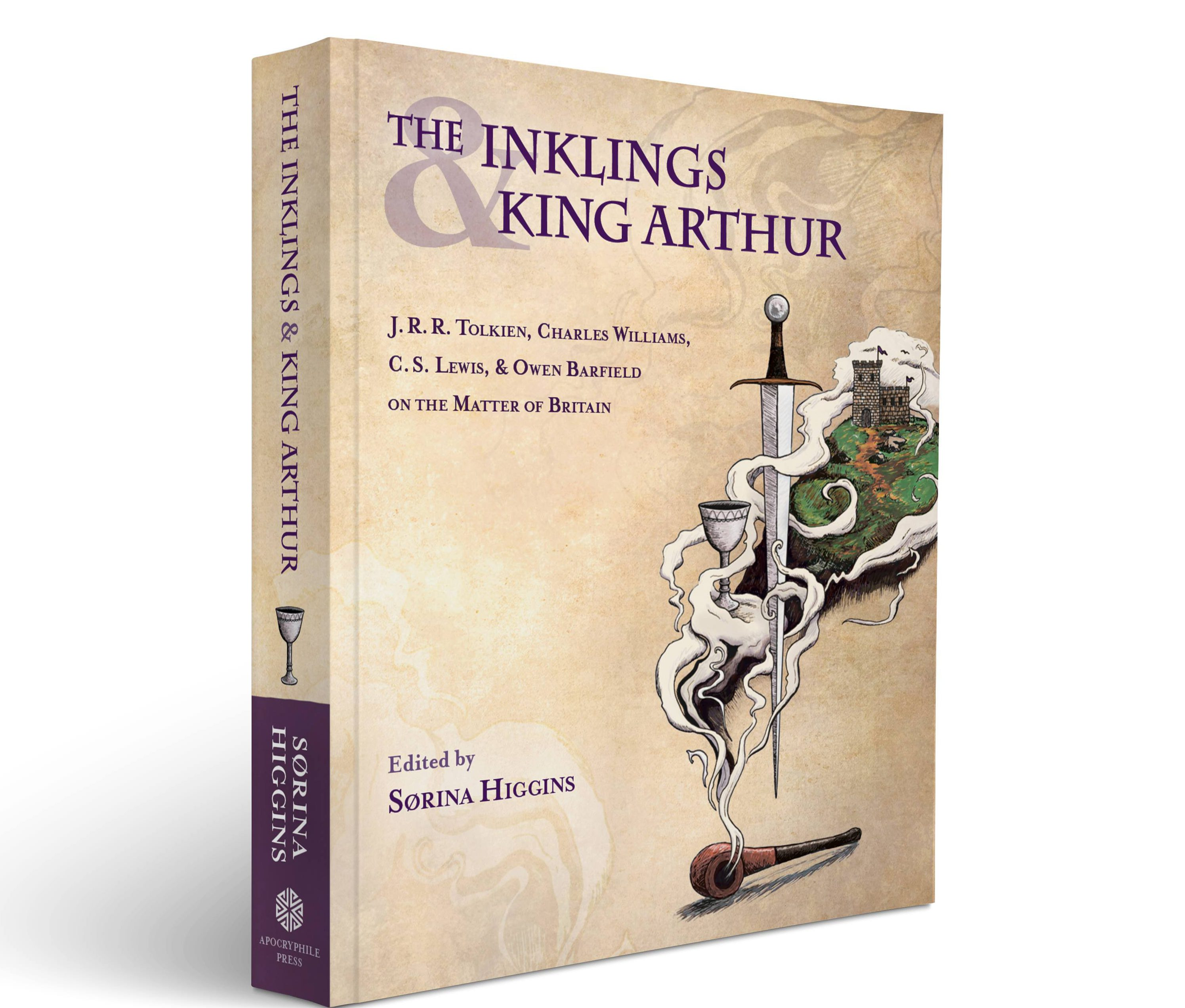 R Tolkien The Inklings and King Arthur: J and Owen Barfield on the Matter of Britain Lewis C S Charles Williams R